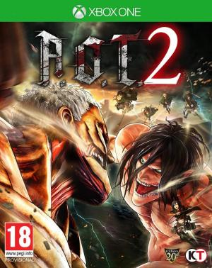 Echanger le jeu Attack On Titan 2 sur Xbox One