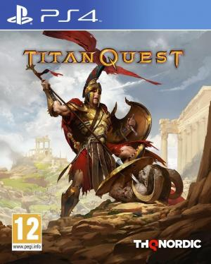 Echanger le jeu Titan Quest sur PS4