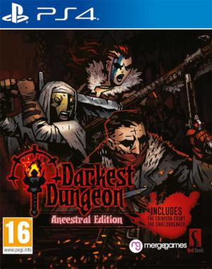 Echanger le jeu Darkest Dungeon: Ancestral Edition sur PS4