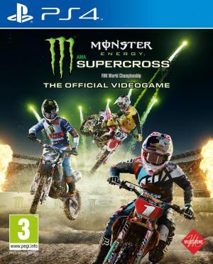 Echanger le jeu Monster Energy Supercross sur PS4