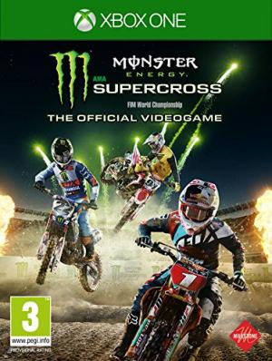 Echanger le jeu Monster Energy Supercross sur Xbox One