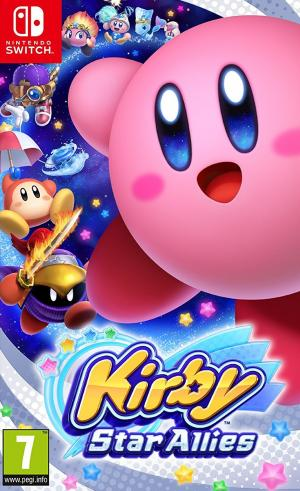 Echanger le jeu Kirby: Star Allies sur Switch