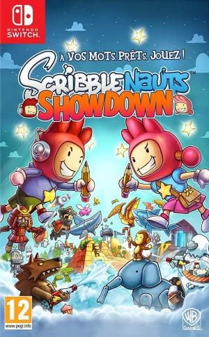 Echanger le jeu Scribblenauts Showdown sur Switch