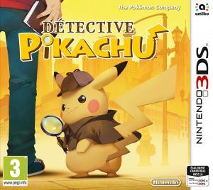 Echanger le jeu Detective Pikachu sur 3DS