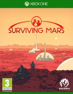 Echanger le jeu Surviving Mars sur Xbox One