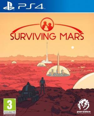 Echanger le jeu Surviving Mars sur PS4