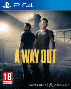 Echanger le jeu A Way Out sur PS4