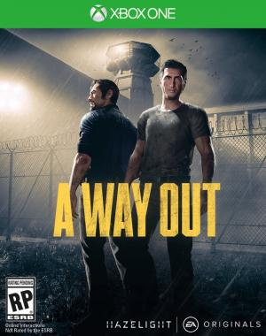 Echanger le jeu A Way Out sur Xbox One