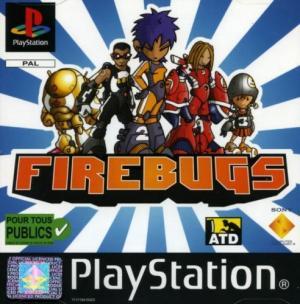 Echanger le jeu Firebugs sur PS1