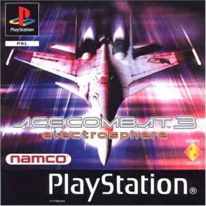 Echanger le jeu Ace Combat 3 Electrosphère sur PS1
