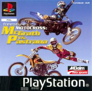 Echanger le jeu Freestyle Motocross Mcgrath Vs Pastrana  sur PS1