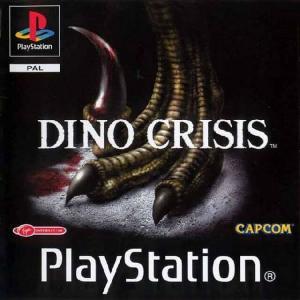 Echanger le jeu Dino Crisis sur PS1