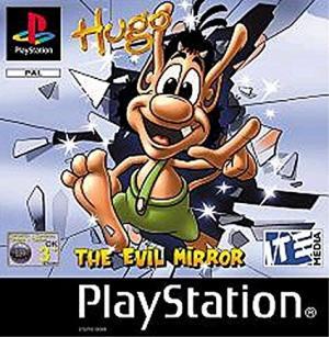 Echanger le jeu Hugo The Evil Mirror sur PS1