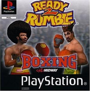 Echanger le jeu Ready 2 Rumble sur PS1