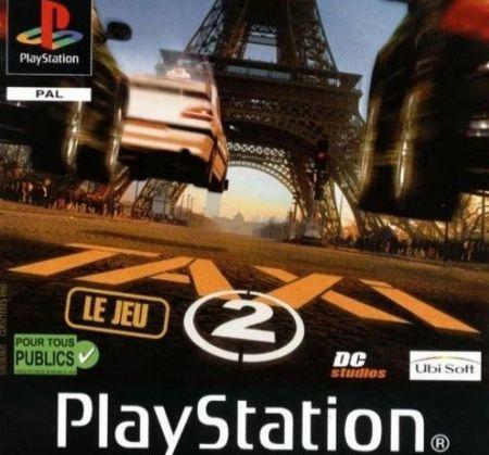 Echanger le jeu Taxi 2 sur PS1