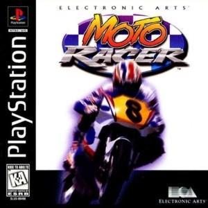 Echanger le jeu Moto racer  sur PS1