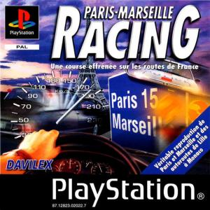 Echanger le jeu Paris Marseille Racing sur PS1