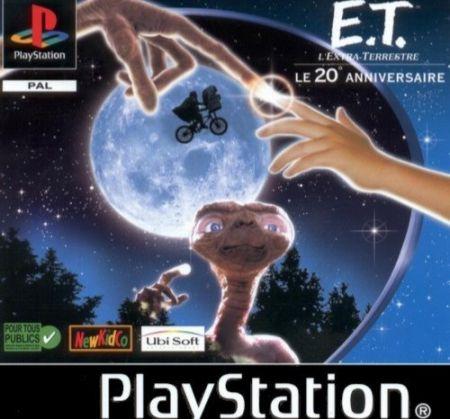 Echanger le jeu E.T. L'Extra-Terrestre sur PS1