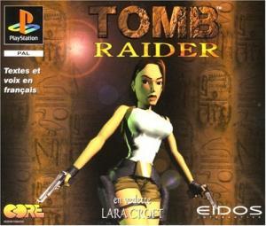 Echanger le jeu Tomb Raider 1 sur PS1