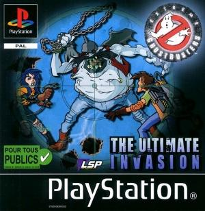 Echanger le jeu Extreme ghostbusters the ultimate invasion  sur PS1