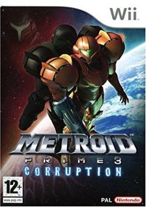 Echanger le jeu Metroid Prime 3 Corruption sur Wii