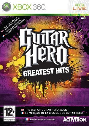 Echanger le jeu Guitar Hero Greatest Hits sur Xbox 360