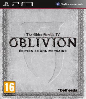 Echanger le jeu The Elder Scrolls IV : Oblivion - Ed. 5eme anniversaire sur PS3