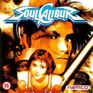Echanger le jeu Soulcalibur sur DREAMCAST