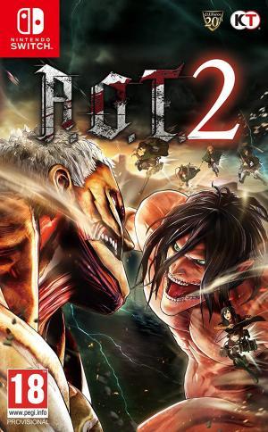 Echanger le jeu Attack On Titan 2 sur Switch
