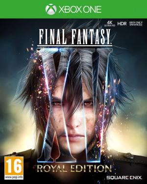 Echanger le jeu Final Fantasy XV - Edition Royale sur Xbox One