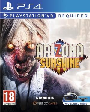 Echanger le jeu Arizona Sunshine (PS-VR requis) sur PS4