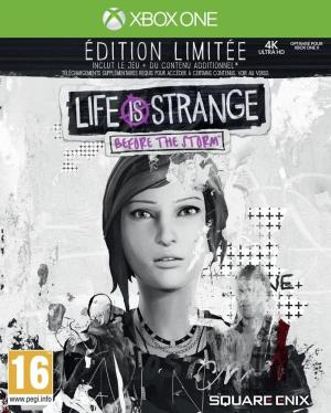 Echanger le jeu Life is Strange Before the Storm sur Xbox One