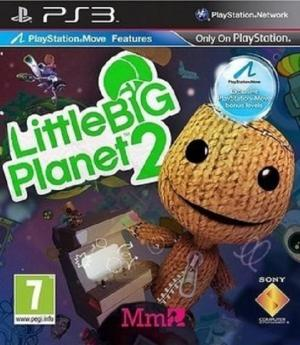 Echanger le jeu Little Big Planet 2 sur PS3