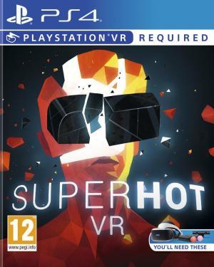 Echanger le jeu Superhot (PS-VR requis) sur PS4