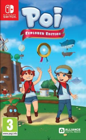 Echanger le jeu Poi: Explorer Edition sur Switch