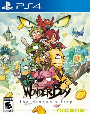 Echanger le jeu Wonder Boy: The Dragon's Trap sur PS4