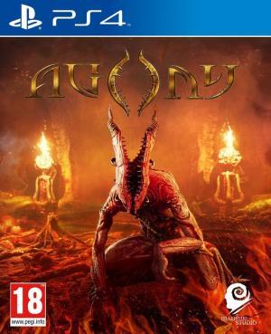 Echanger le jeu Agony sur PS4
