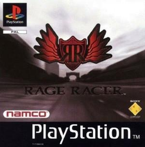 Echanger le jeu Rage Racer sur PS1
