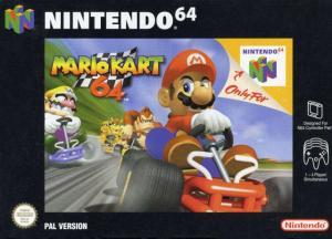 Echanger le jeu Mario Kart 64  sur N64