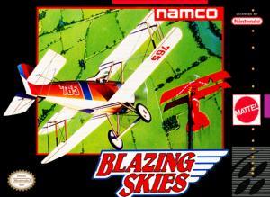 Echanger le jeu Blazing Skies sur SUPER NES
