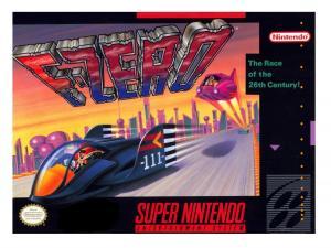 Echanger le jeu F-Zero sur SUPER NES