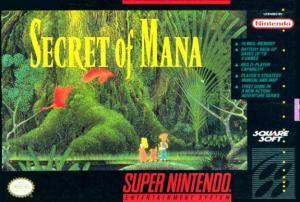 Echanger le jeu Secret Of Mana sur SUPER NES