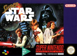 Echanger le jeu Super Star Wars sur SUPER NES