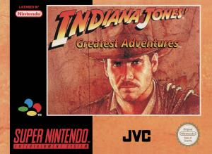 Echanger le jeu Indiana Jones' Greatest Adventures sur SUPER NES