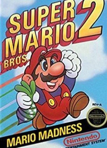 Echanger le jeu Super Mario Bros 2  sur NES