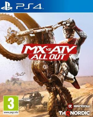 Echanger le jeu MX vs ATV: All Out  sur PS4