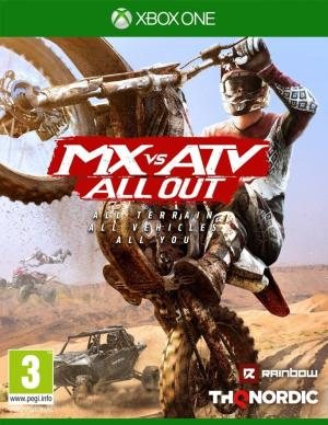 Echanger le jeu MX vs ATV: All Out  sur Xbox One