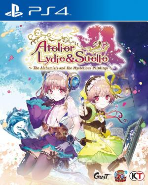 Echanger le jeu Atelier Lydie & Suelle: The Alchemists and the Mysterious Paintings sur PS4