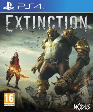 Echanger le jeu Extinction sur PS4