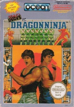 Echanger le jeu Bad Dudes VS. Dragon Ninja  sur NES